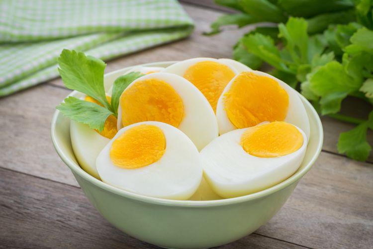 Seberapa Efektif Diet Telur Rebus?
